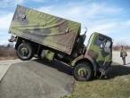 Test truck